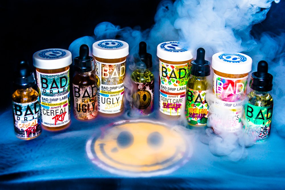 New Bad Drip Labs