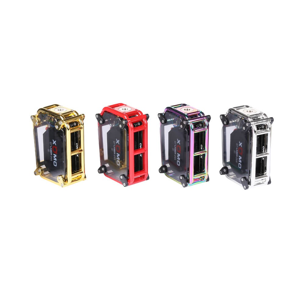 XOMO GT Laser 150w Box Mod 3500mah