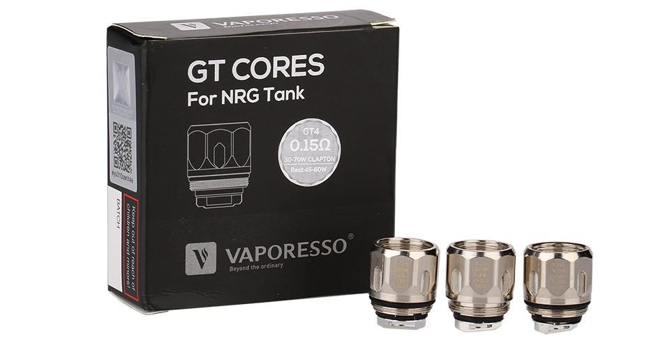 Vaporesso NRG GT Core Replacement Coils