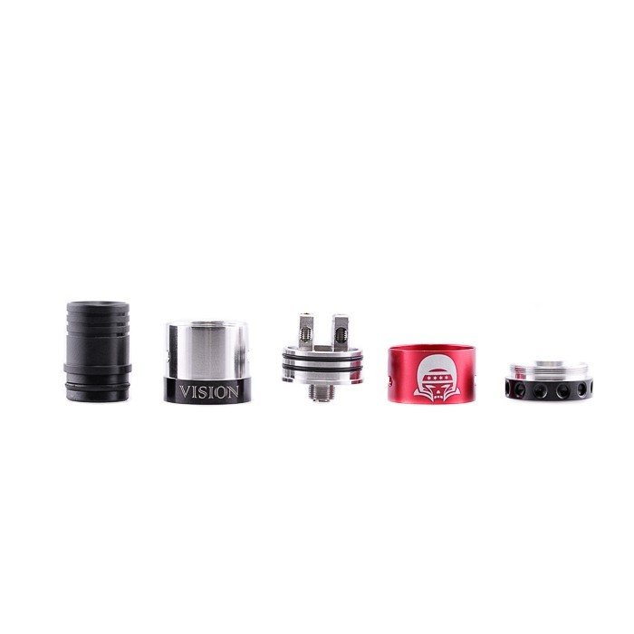 Compvape Double Vision RDA