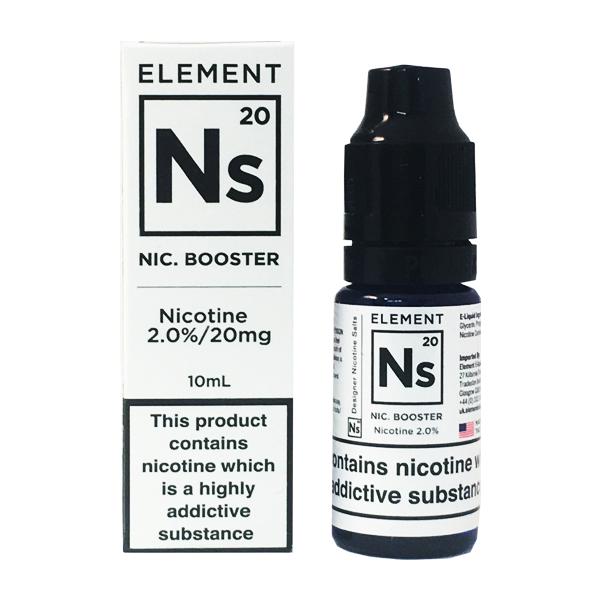 Element E-Liquids - NS20 Nic Salt Shot
