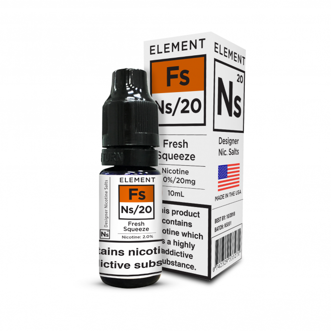 Element E-Liquids NS20 - Fresh Squeeze