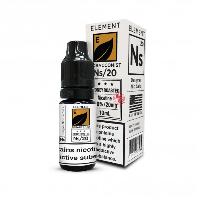 Element E-Liquids NS20 - Honey Roasted Tobacco