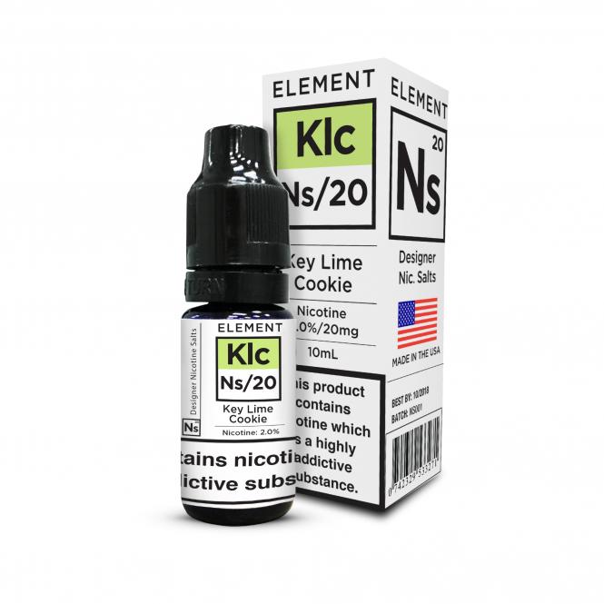 Element E-Liquids NS20 - Key Lime Cookie