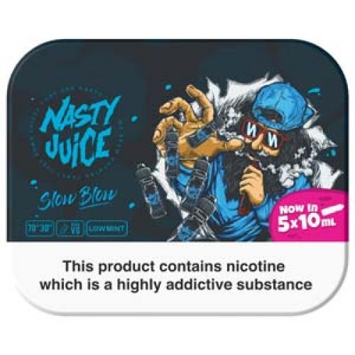 Nasty Juice - Slow Blow E-Liquid