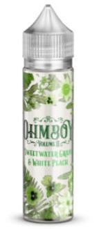 Sweetwater Grape and White Peach E-Liquid by Ohm Boy Volume II