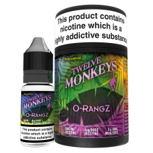 Twelve Monkeys - O-Rangz