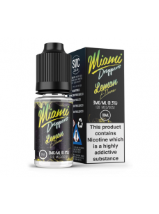 Miami Drip Club - Lemon Eleven E-Liquid