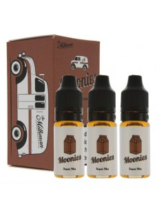 The Milkman - Moonies E-Liquid