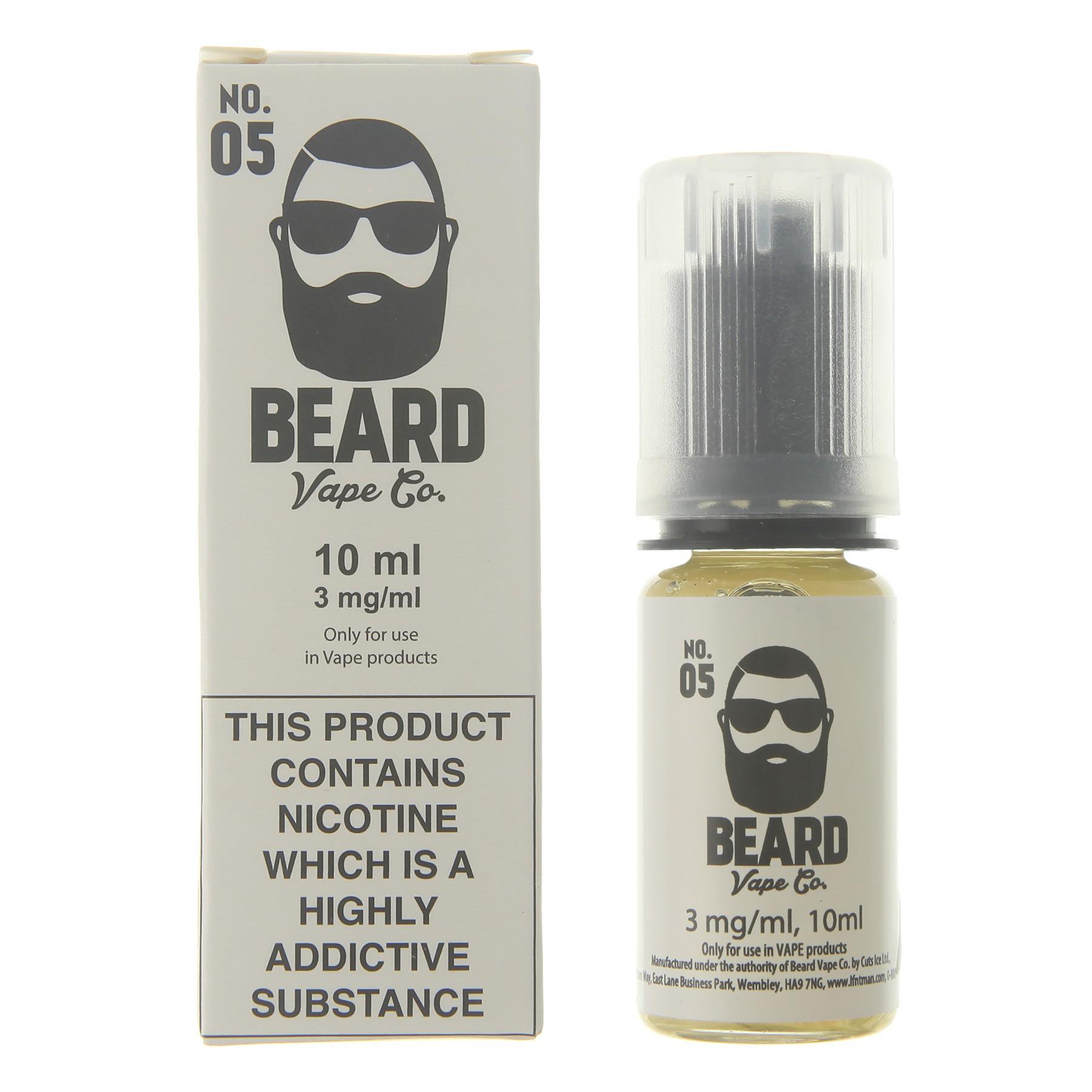 Beard Vape Co - No. 05 E-Liquid