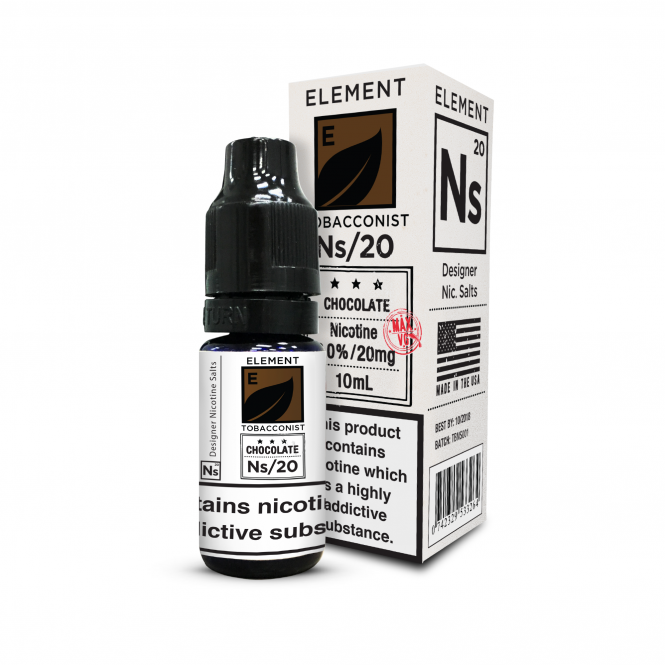 Element E-Liquids NS20 - Chocolate Tobacco