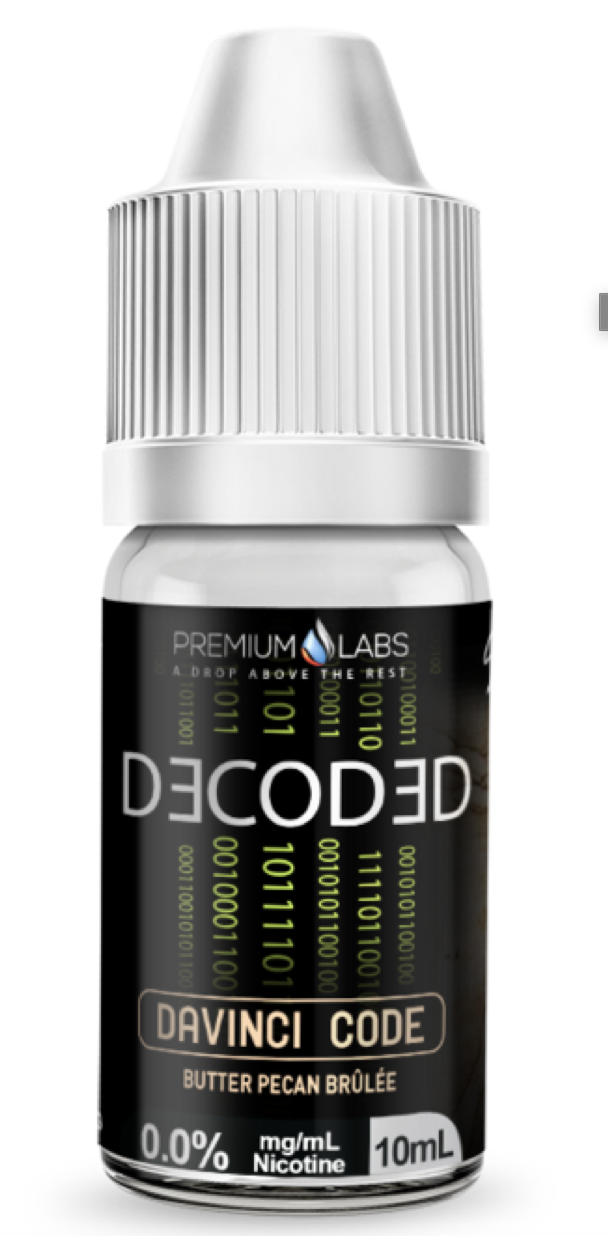 Decoded - Da Vinci Code E-liquid