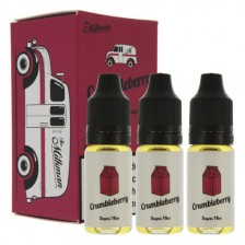 The Milkman - Crumbleberry E-Liquid