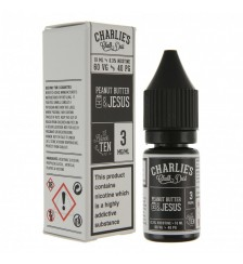 Charlie's Chalk Dust - Peanut Butter & Jesus E-Liquid