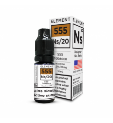 Element E-Liquids NS20 - 555 Tobacco