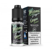 Miami Drip Club - Ocean Lime E-Liquid